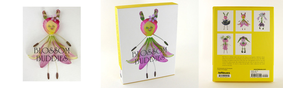 blossom buddies cards Good News! Notecards of my Flower Characters.