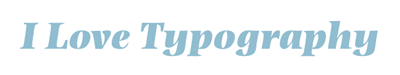 i love typogrphy vectorized1 Resources