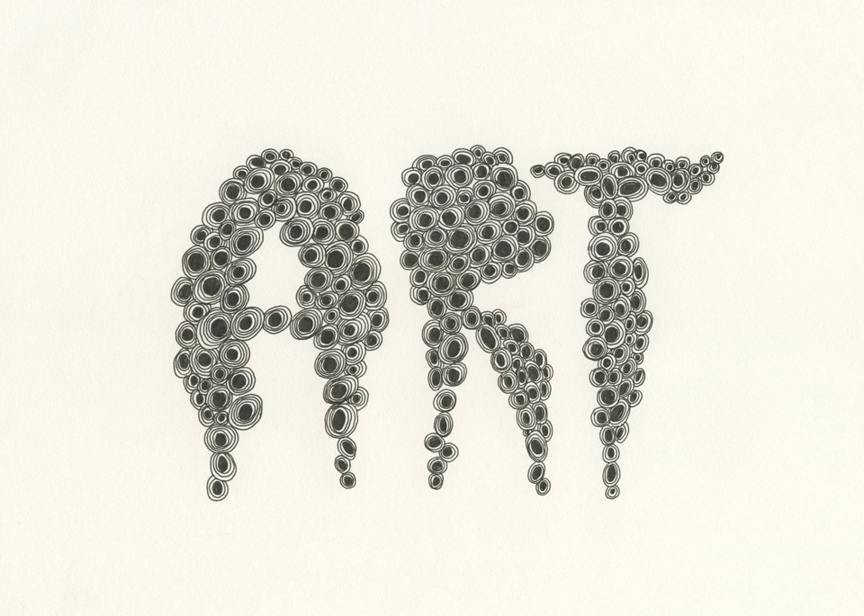 ART pen 1 THE ART IS A WAY PROJECT