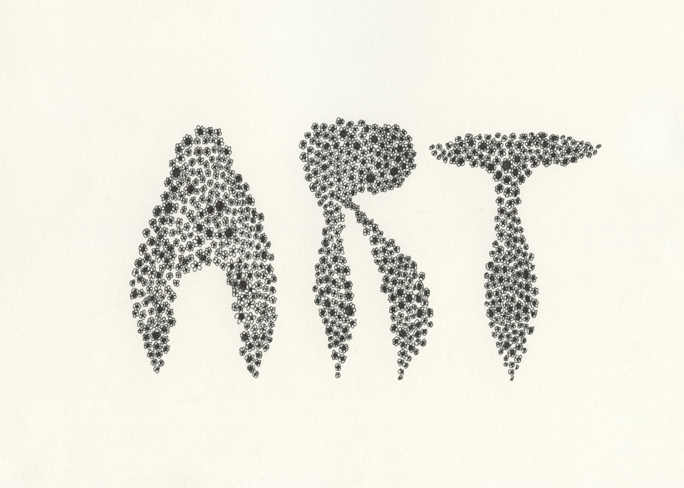 ART pen 2 THE ART IS A WAY PROJECT