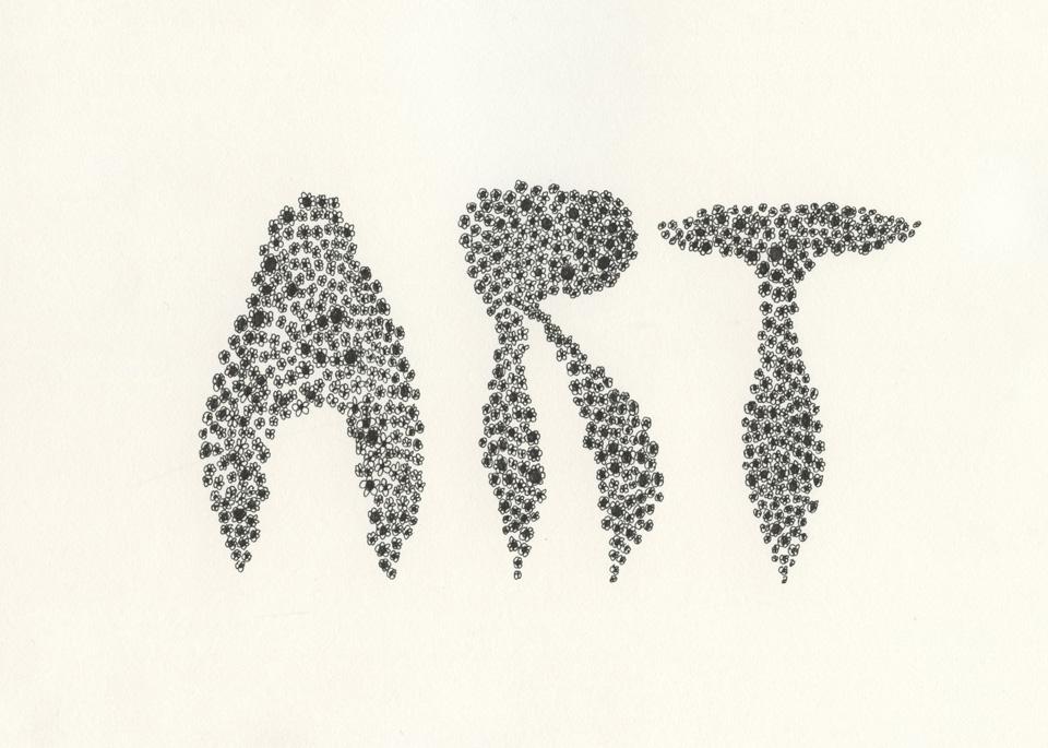ART pen 2 THE ART IS A WAY PROJECT