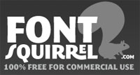 font squirrel Resources