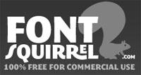 font squirrel Resources
