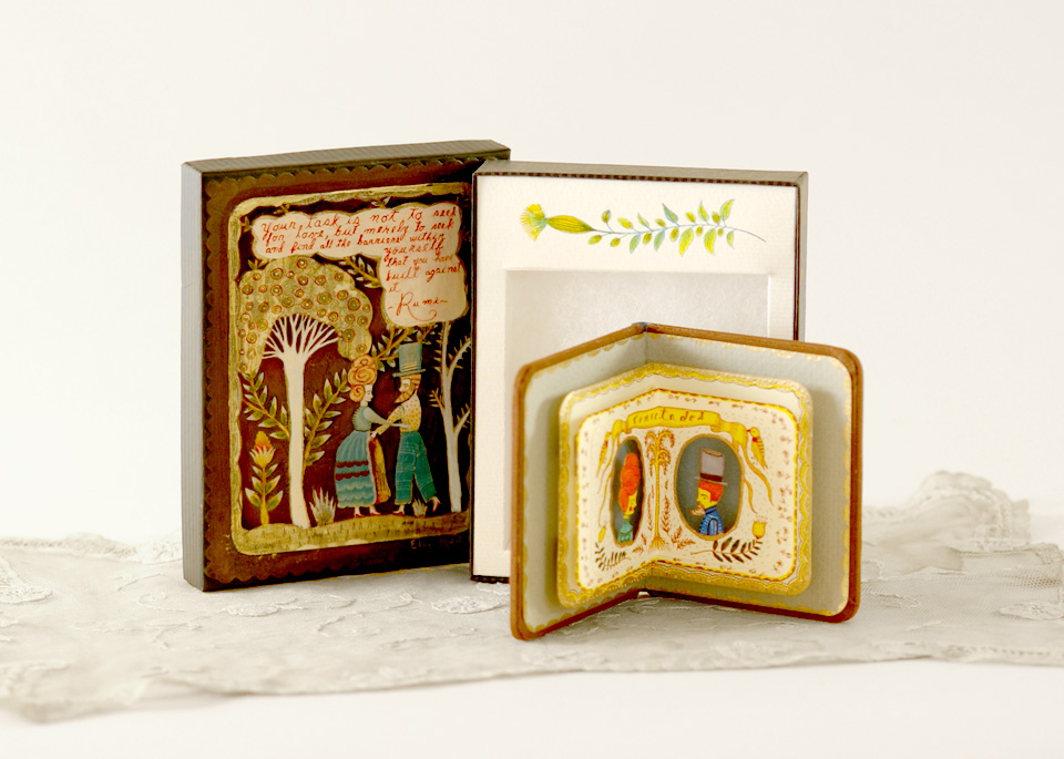 15 Artists Book Gallery