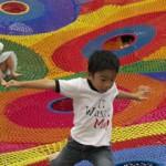 Crochet playground by Toshiko Horiuchi MacAdam.