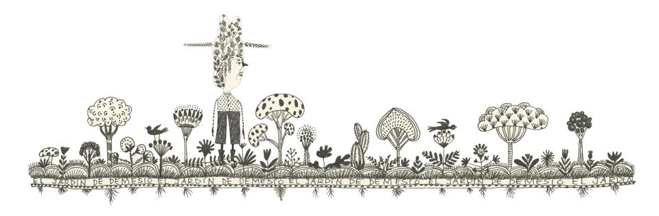 demesion in garden small Demesio and His Garden. An Inspiring Story.