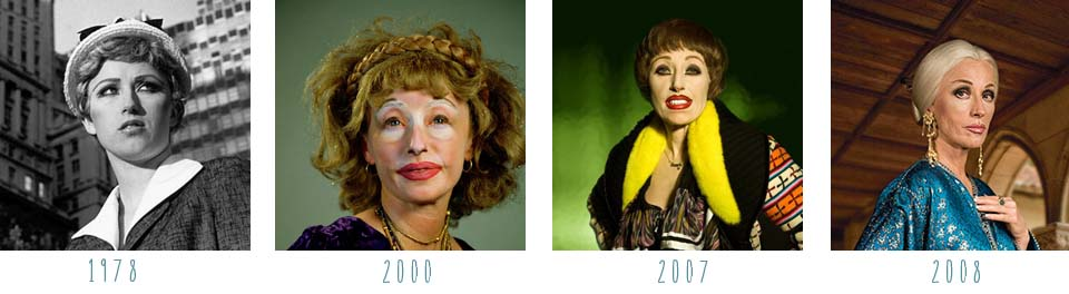 Cindy Sherman1 Self Portrait Inspiration