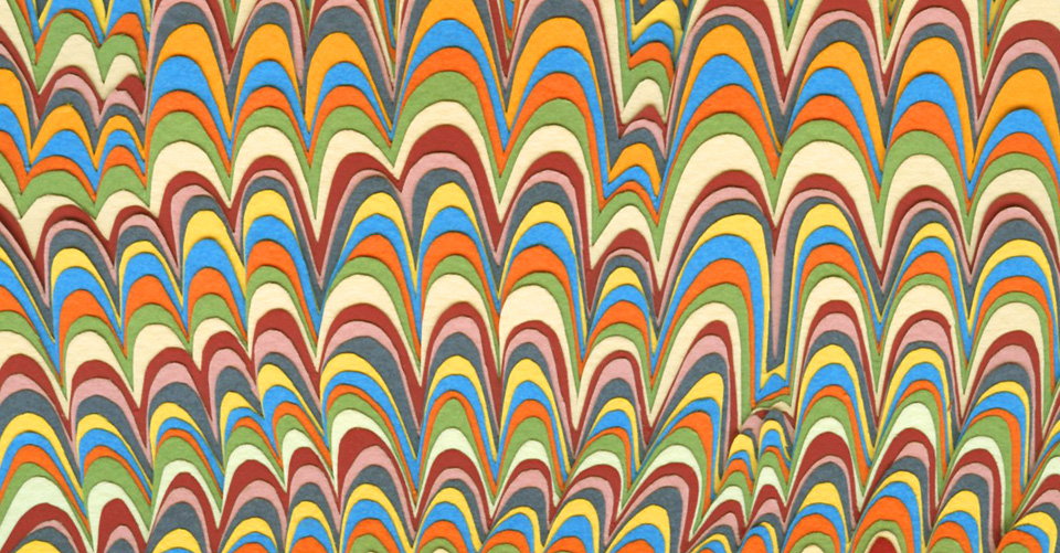 costado1 Marbled Paper