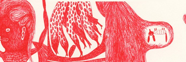 Red Drawings
