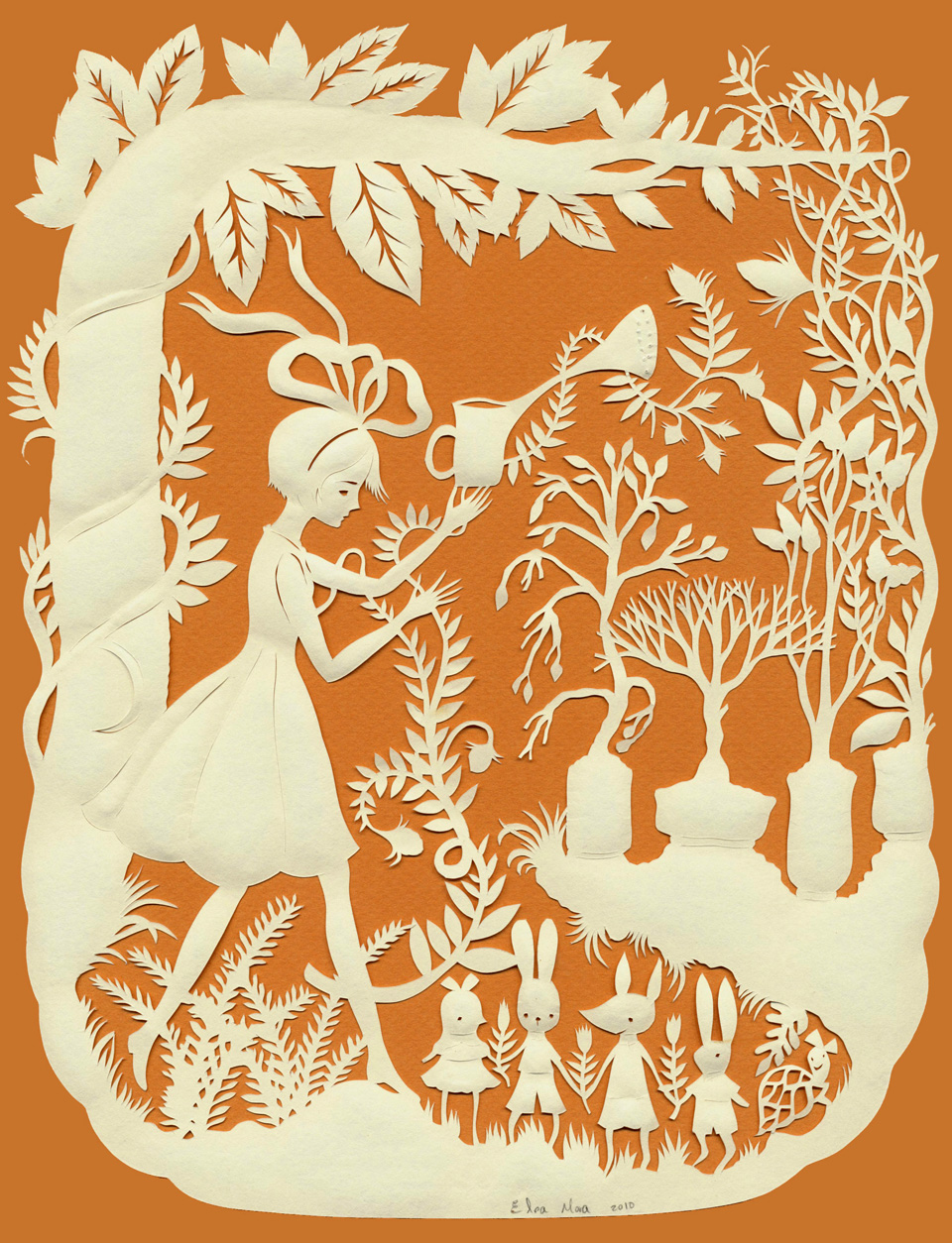 blog I WILL BE TEACHING PAPERCUTTING THIS SUMMER