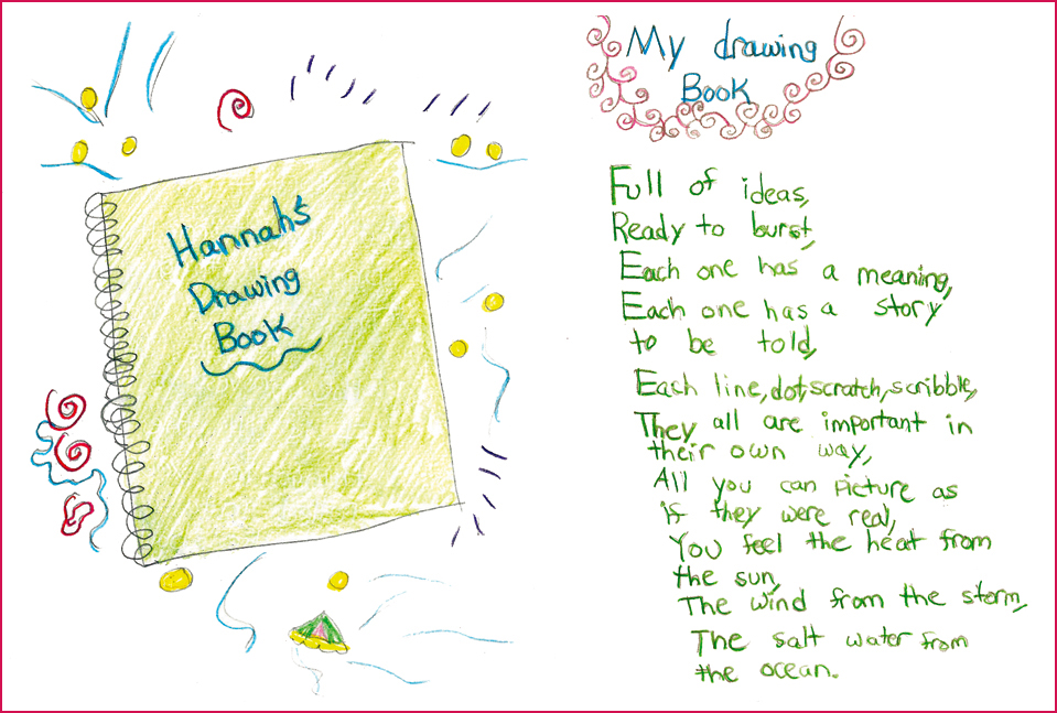 My Diary1 ART IS A WAY CHILDRENS ART CONTEST. 2013