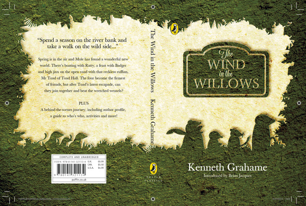 0bbd6885a4c9b52f924ca93e3537f4a5 The Wind in the Willows. Book Cover Design Contest by Penguin.