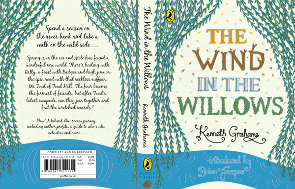 11e290254a2a30de3c134262e59ae353 The Wind in the Willows. Book Cover Design Contest by Penguin.