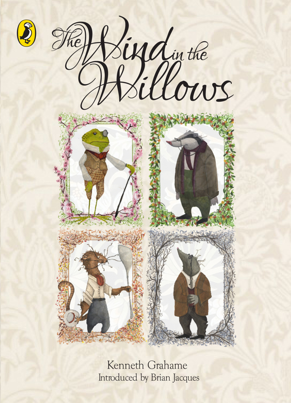 1867a74d774e36b1b0200eefb2f14033 The Wind in the Willows. Book Cover Design Contest by Penguin.