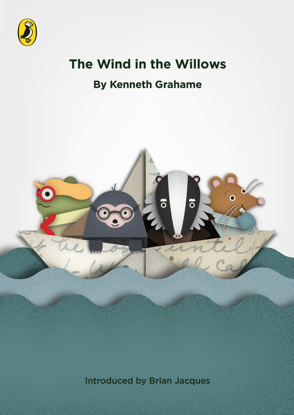 477240693254166ff6b2d0f93b9a5df6 The Wind in the Willows. Book Cover Design Contest by Penguin.