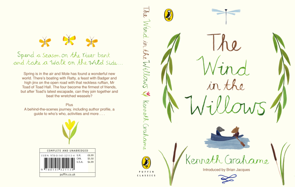6b513df8ae8ca14267d48a81c39481a9 The Wind in the Willows. Book Cover Design Contest by Penguin.