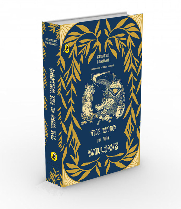 788a53feae4e260f287c74f91ccc7d41 The Wind in the Willows. Book Cover Design Contest by Penguin.
