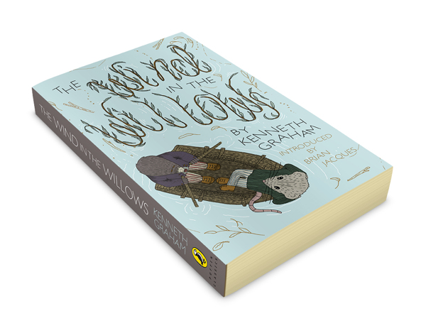 a1f3eb3161e79413e17368586db8635a The Wind in the Willows. Book Cover Design Contest by Penguin.
