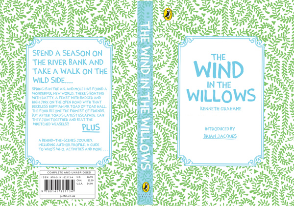 a30ff865a53332ed8fdc99a8130faf34 The Wind in the Willows. Book Cover Design Contest by Penguin.