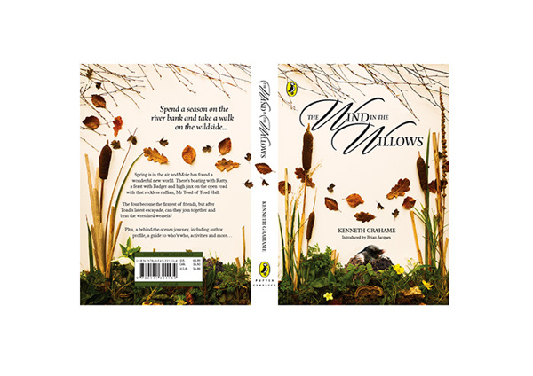 Penguin Book Cover Competition Previous Winners : The wind in willows book cover design contest by