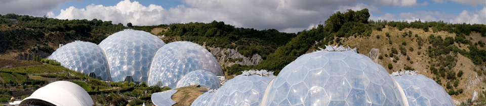 The Eden Project. A Mind Blowing Place in the United Kingdom.