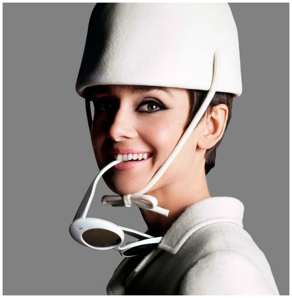 photo by douglas kirkland e28093 audrey hepburn parisc2a01965 Douglas Kirkland Took my Portrait. I still cannot believe that it actually happened!