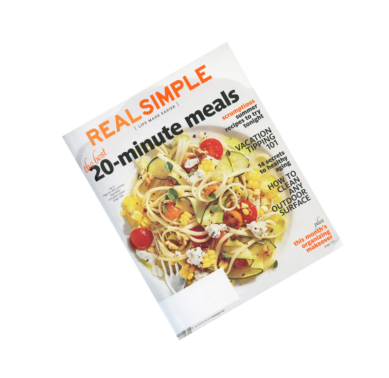 Real Simple at ArtisaWay.com