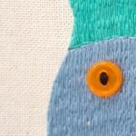 New Embroideries by Ivan Semesyuk.