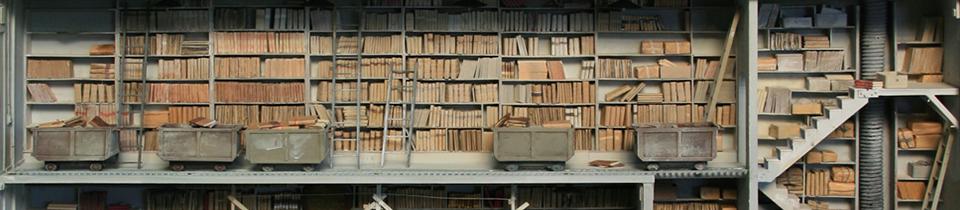 Nostalgic Boxes by Marc Giai- Miniet.