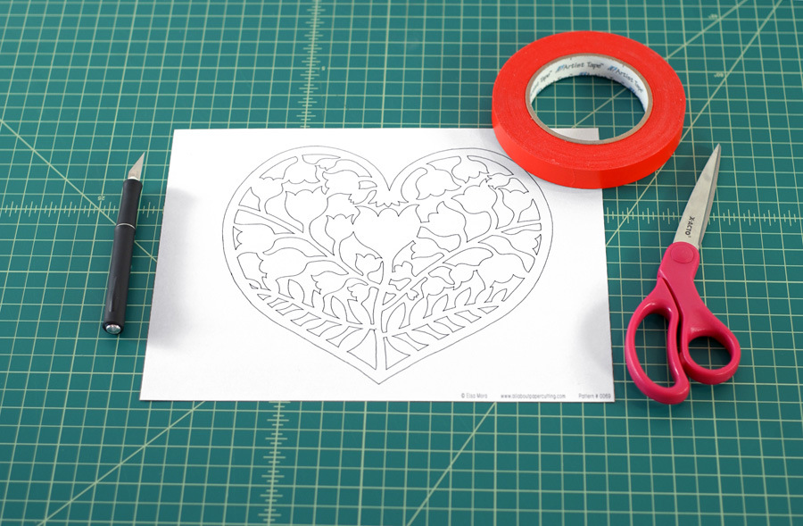 1 copy1 Papercut Patterns for my New Shop.