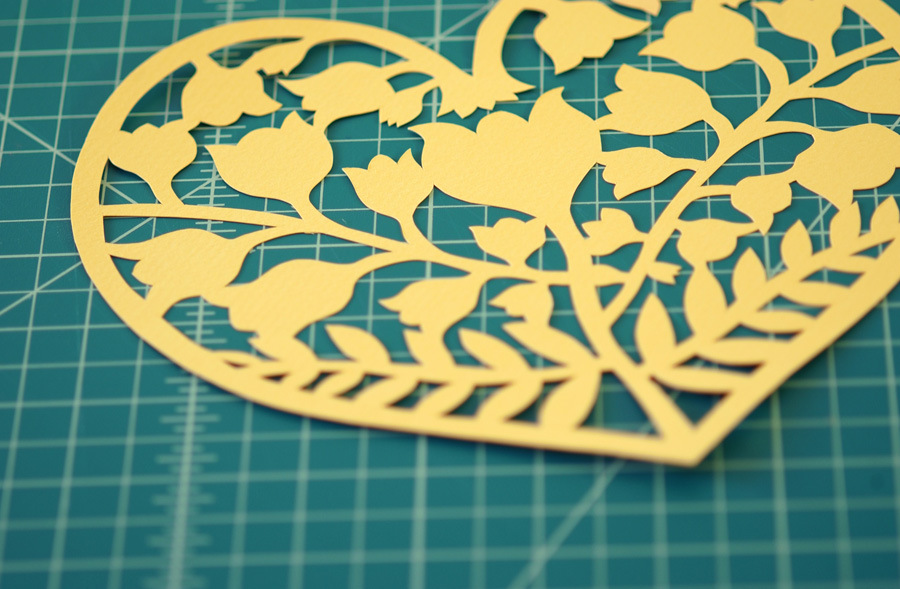 6 copy Papercut Patterns for my New Shop.