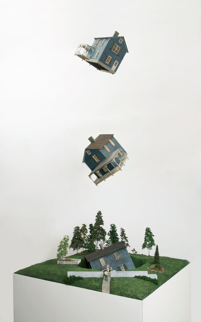 6a00e55290e7c48833019aff2e1946970b 800wi Dioramas by Thomas Doyle.