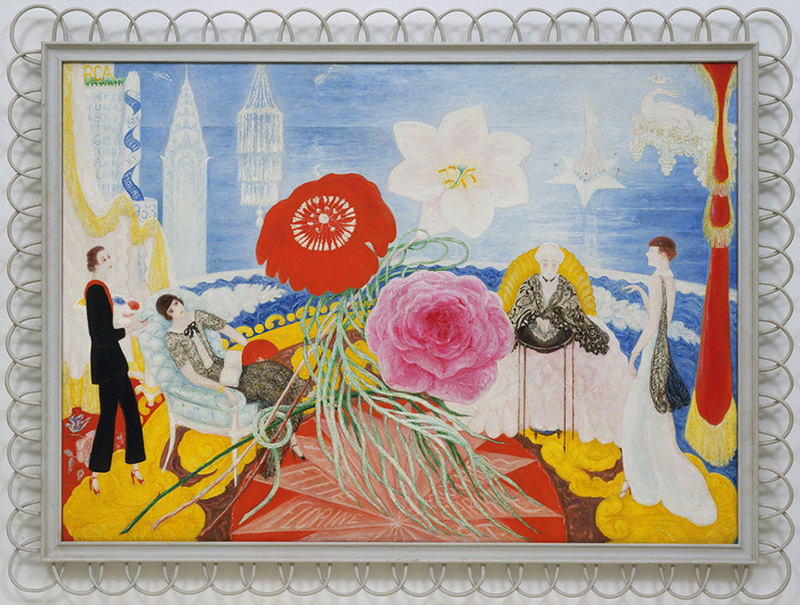 CRI 210004 The Art of Florine Stettheimer.