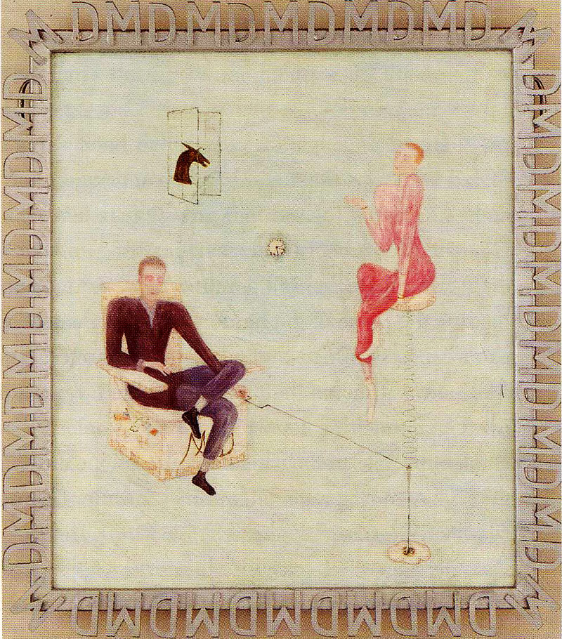 florinemarcel The Art of Florine Stettheimer.