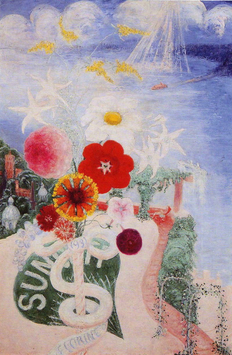 florinesun The Art of Florine Stettheimer.