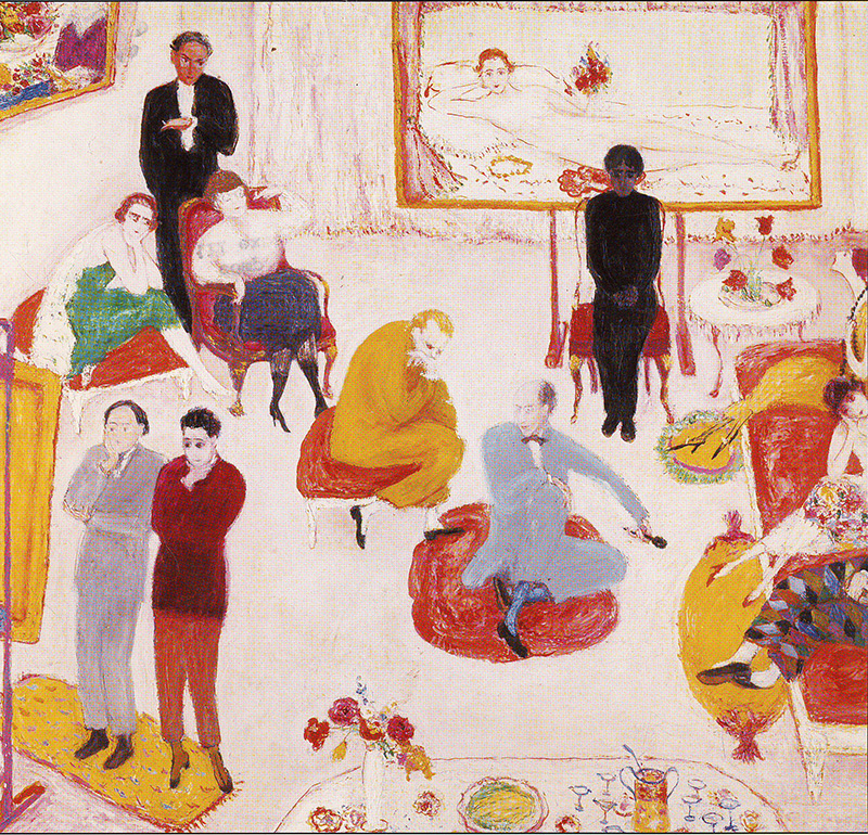 fssoiree The Art of Florine Stettheimer.