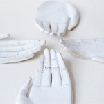 Hands by Kaye Blegvad.