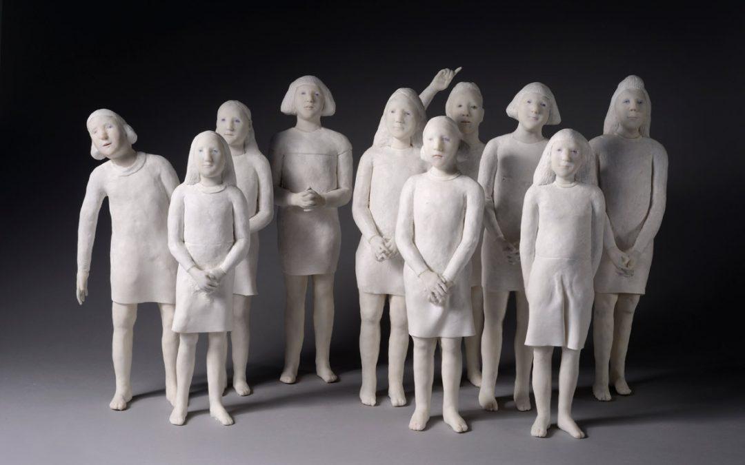 Agnès Baillon's Beautiful Sculptures.
