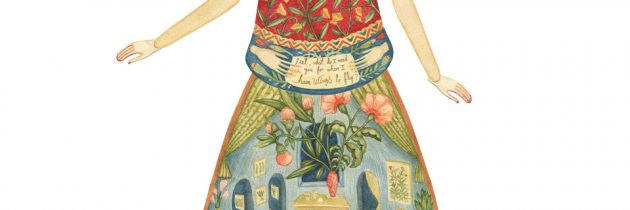 New Frida Kahlo. A DIY Paper Doll and Print.