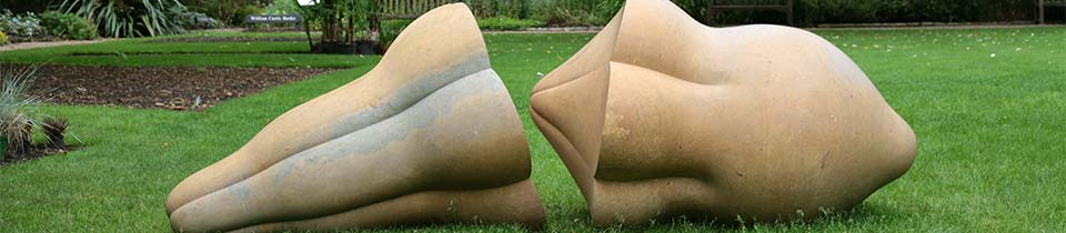 Peter Randall-Page's Sculptures.