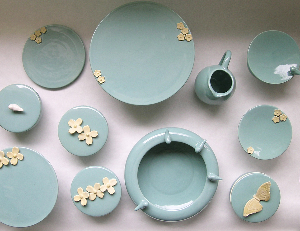 a Whitney Smiths Ceramics.