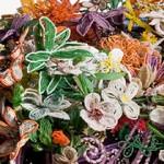 Nick Cave's Fabric Sculptures.