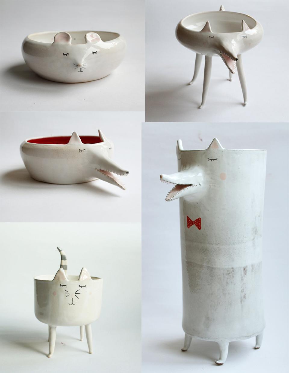 Clay Opera Marta Turowskas Ceramics.