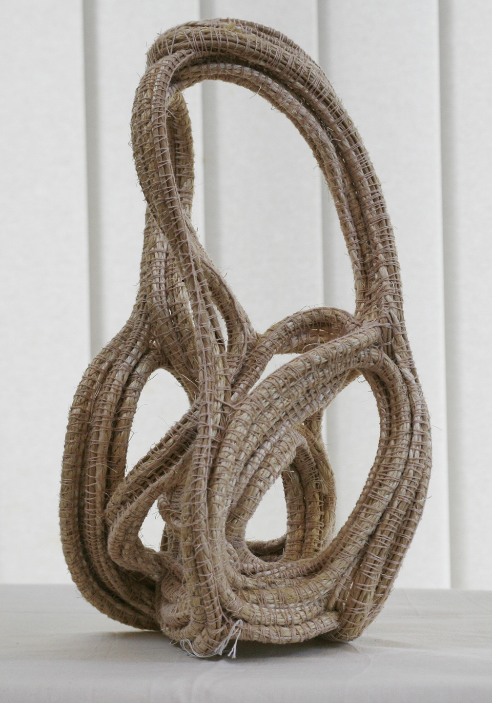 Judy Tadmans Rope Sculptures.