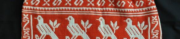 Karen Elwell's Textile Collection.