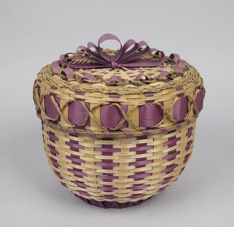 8537344994 0e5f5ab89d c Baskets from the Abbe Museum Collection.