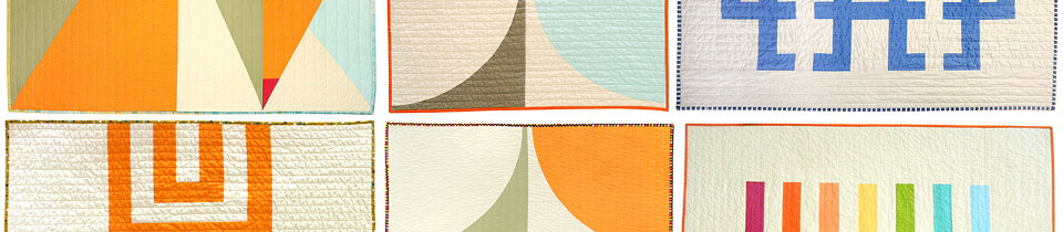 Contemporary Quilts by Barbara Perrino.