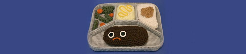 Nicole Gastonguay's Crochet Art.