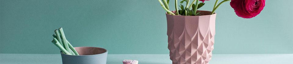 Porcelains by Lenneke Wispelwey.