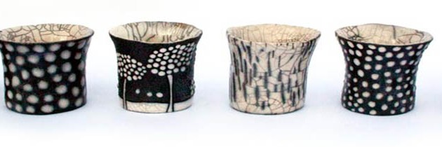 Ceramics by Camille Campignion.